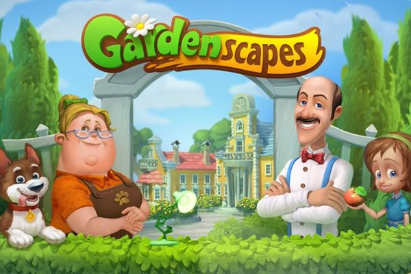Gardenscapes Hack, Cheats, Tips And Guide