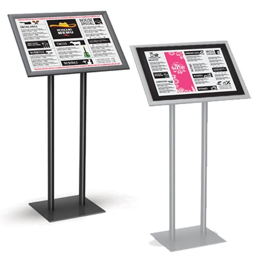 Entice Your Visitors With Unique Display Boards – Advertising
