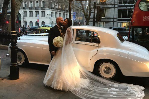 Wedding Car Hire Shropshire
