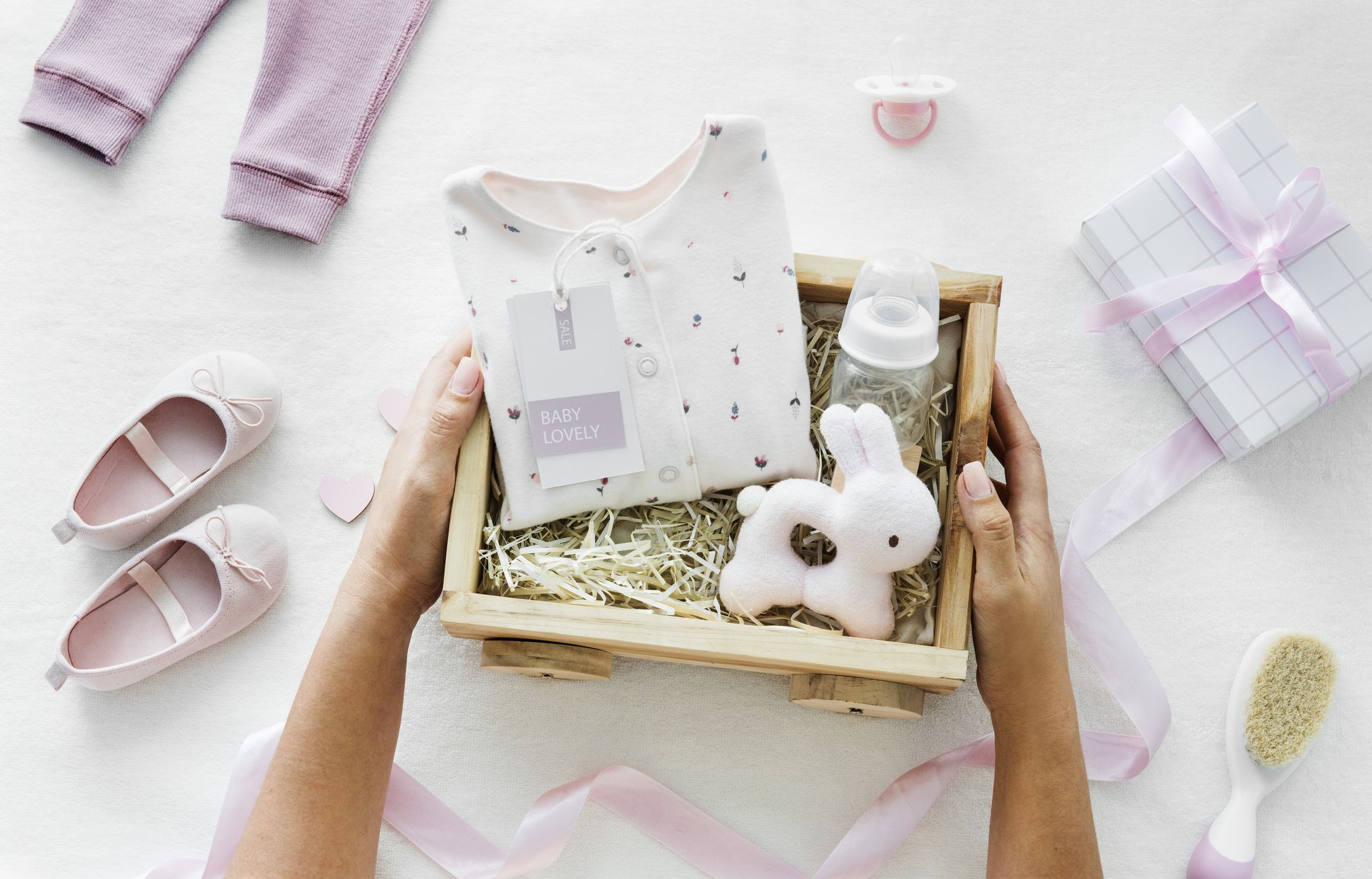 Baby Gift Basket Delivery