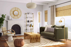 Fashionable Residence Furnishings And Equipment